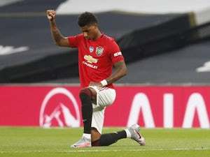 "Marcus Rashford excited by ""massive flood of positivity"" at Manchester United"