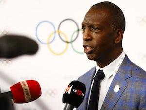 Michael Johnson urges athletes to lead battle against racism