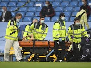 Granit Xhaka stretchered off, Pablo Mari injured on Arsenal return