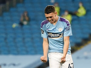 Phil Foden eager to seize opportunities of Pep Guardiola rotation