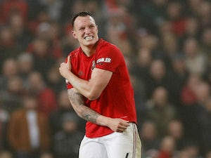 Team News: Phil Jones absent as Manchester United head to Germany