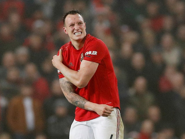 Phil Jones to leave Manchester United in January?