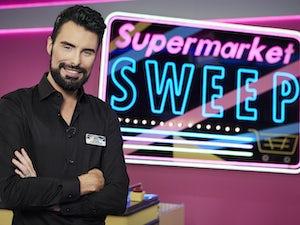 Supermarket Sweep's celebrity pairings revealed