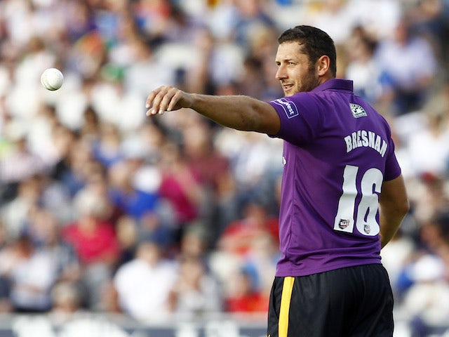 Cricket roundup: Tim Bresnan records debut century against Northamptonshire