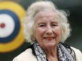 Dame Vera Lynn pictured in August 2010