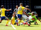 Result: West Brom held by Birmingham but move top of Championship