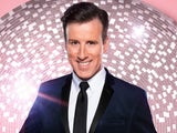 Anton du Beke for Strictly Come Dancing