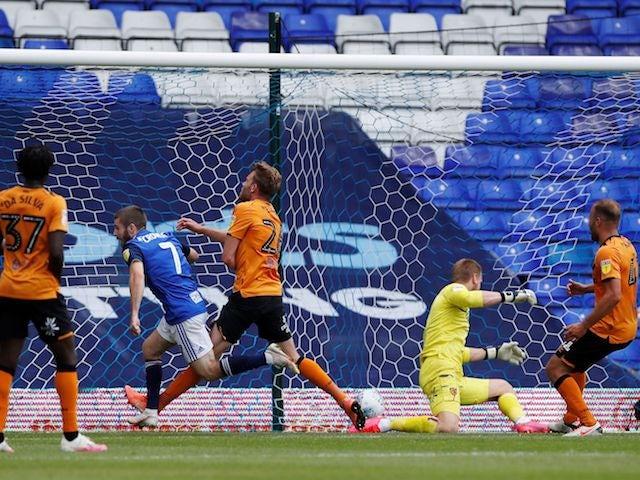 Result: Gary Gardner earns Birmingham draw in six-goal thriller with Hull