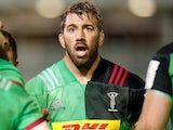 A shocked Chris Robshaw on January 10, 2020