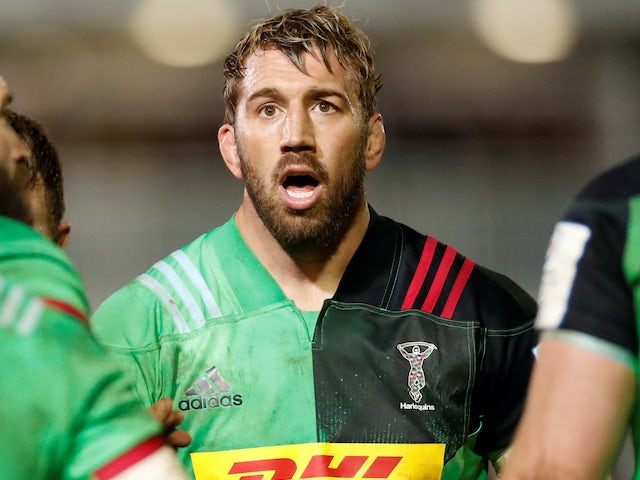 Chris Robshaw grateful to be back with Harlequins