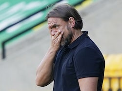 Norwich City boss Daniel Farke on June 24, 2020