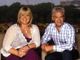 Fern Britton and Phillip Schofield in their This Morning pomp