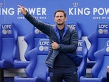 Chelsea manager Frank Lampard pictured on June 28, 2020
