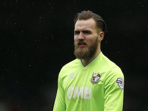 St Mirren sign Jak Alnwick from Rangers as Vaclav Hladky replacement