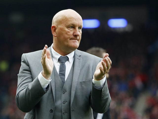 Dumbarton boss Jim Duffy recovering after heart attack