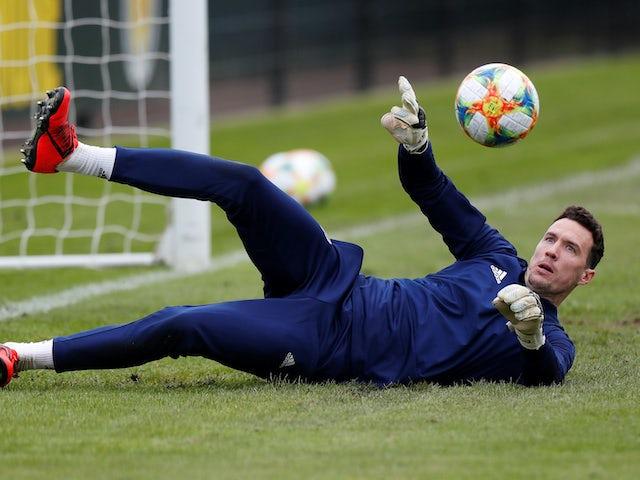 Steven Gerrard: 'Goalkeeping spot at Rangers is up for grabs'