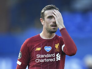 "Liverpool captain Jordan Henderson: ""We just lacked that bit in the final third"""