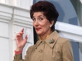 June Brown in her Dot Cotton EastEnders pomp