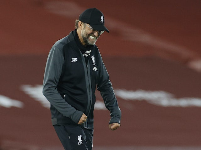 Jurgen Klopp joins pantheon of great Liverpool managers