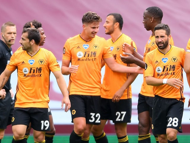 Result: Wolves up to fifth with victory over relegation-threatened Aston Villa