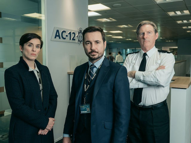 Giles Coren makes Line of Duty series seven claim