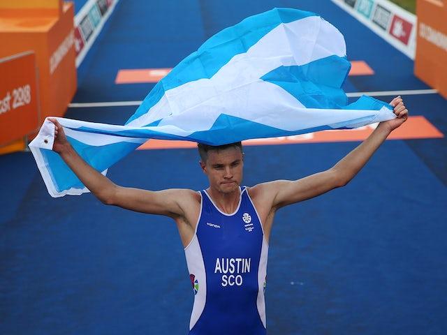 Scottish triathlete Marc Austin retires aged 26 due to heart condition