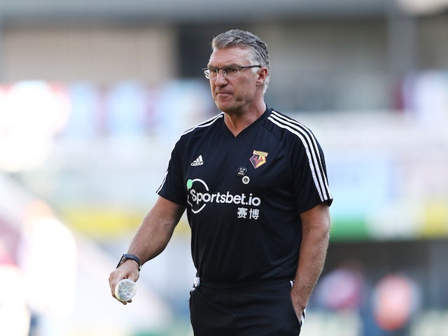 Nigel Pearson calls on Watford to replicate Liverpool performance