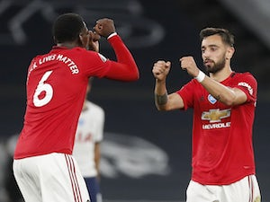 Pogba, Fernandes 'both injured in training clash'