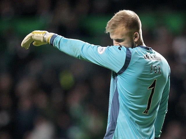 Scott Fox pens new one-year Motherwell deal