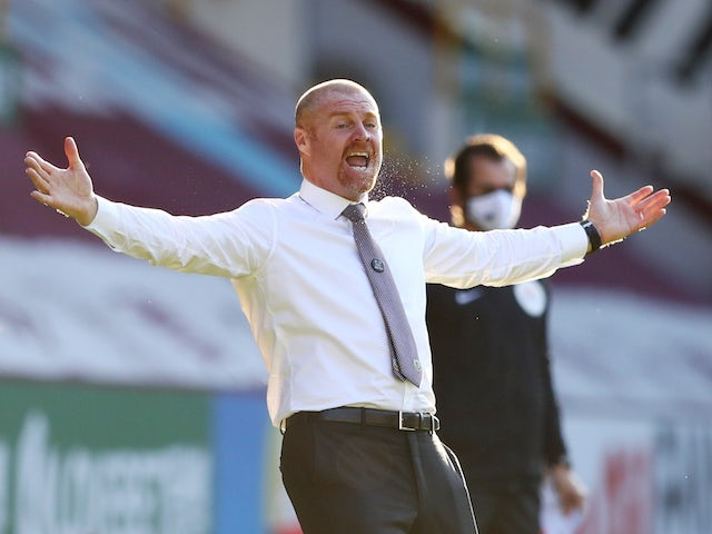 Sean Dyche confident Burnley can battle through depleted squad