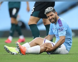 Man City injury, suspension list vs. Lyon