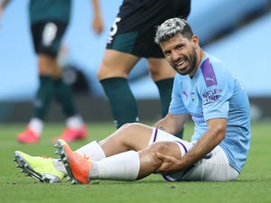 Man City 'still hopeful over Aguero fitness for Champions League'