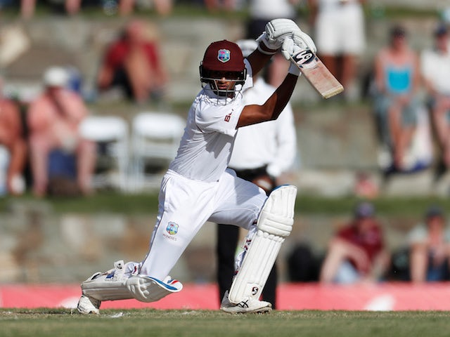 Shane Dowrich, Shamarh Brooks hit half-centuries in West Indies warm-up match