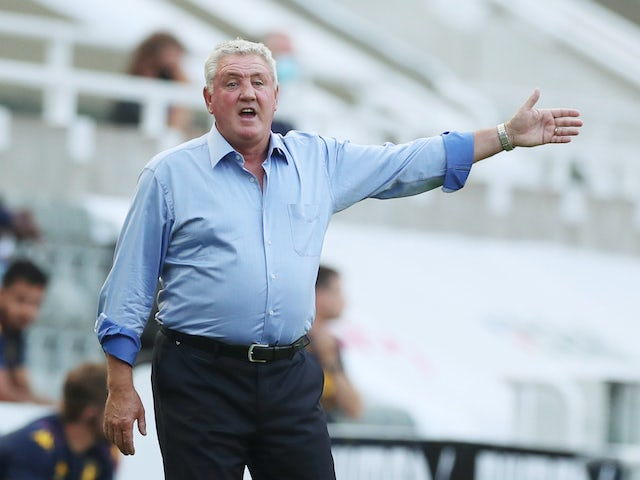 Steve Bruce: 'Allan Saint-Maximin can be a top player'
