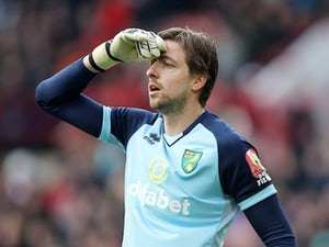 Tim Krul pens new deal to stay with Norwich City until 2024