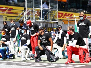 Six F1 drivers refuse to take a knee before Austrian Grand Prix