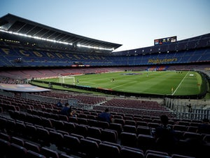 Barcelona reveal positive coronavirus case