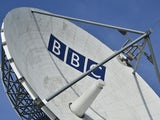 A BBC satellite