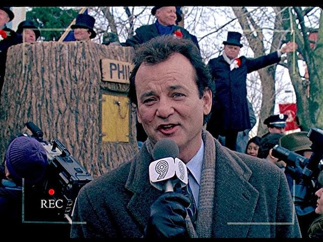 Groundhog Day TV series in the works?