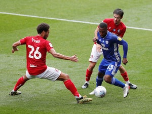 Cardiff boost playoff hopes with late derby win over out-of-form Bristol City