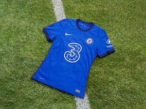 Chelsea reveal new 2020-21 home kit to be worn for first time tonight