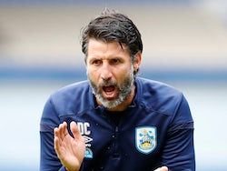 Huddersfield Town manager Danny Cowley pictured on July 1, 2020