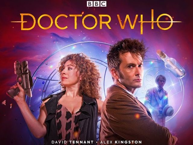 David Tennant, Alex Kingston reprise Doctor Who roles