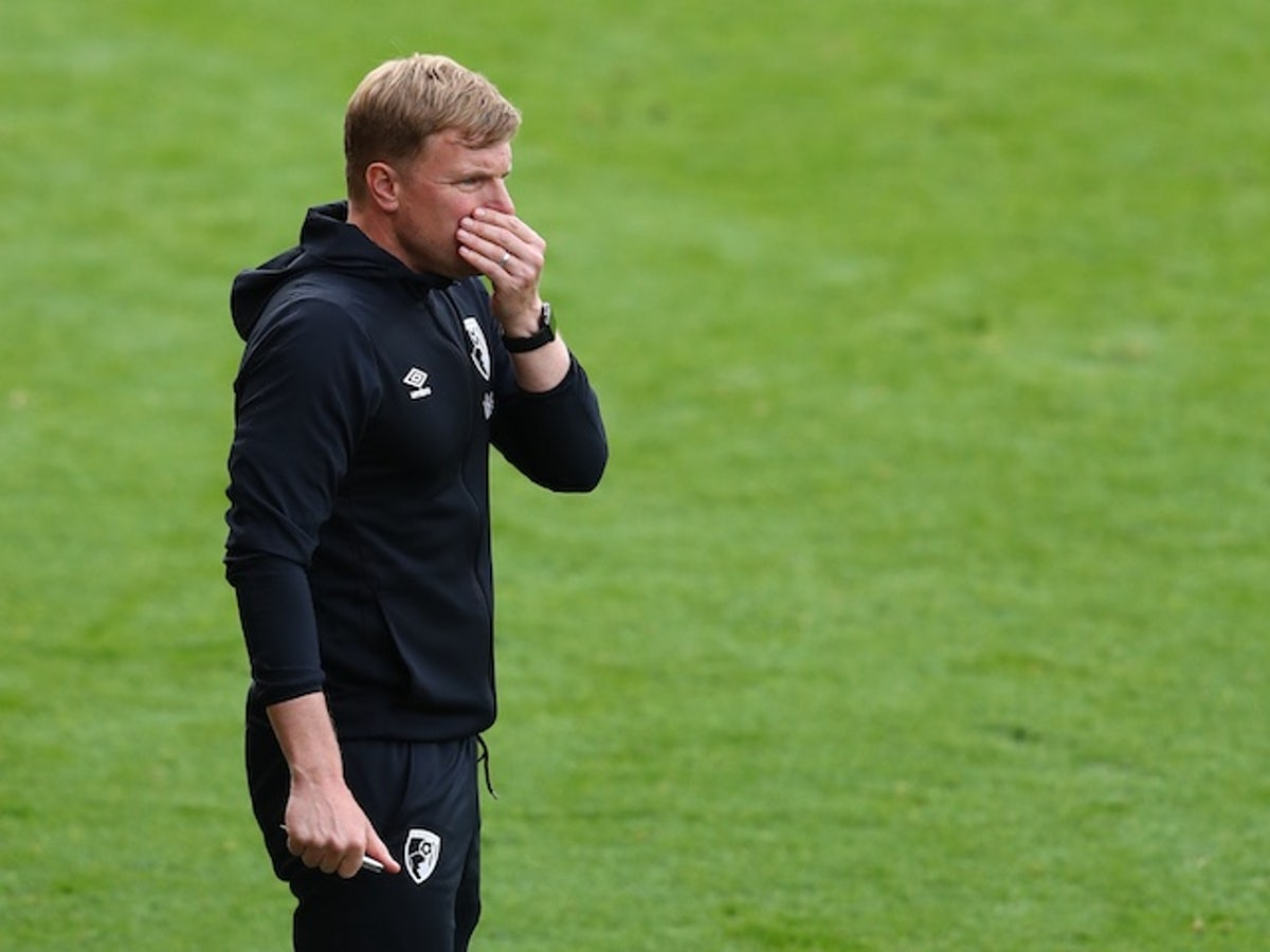 Eddie Howe Puts His Trust In Bournemouth S Old Guard Sports Mole