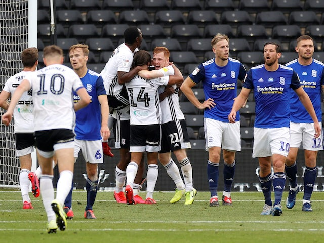 Result: Fulham keep automatic promotion hopes alive with last-gasp Birmingham win