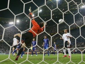 Picture of the day: Italy hit extra-time winner in World Cup semi-final