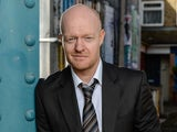 Jake Wood as Max Branning in EastEnders