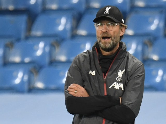 Jurgen Klopp insists he will not give away Liverpool appearances
