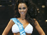 Katie Price pictured in May 2009