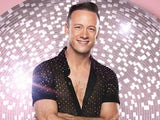 Kevin Clifton headshot for Strictly Come Dancing